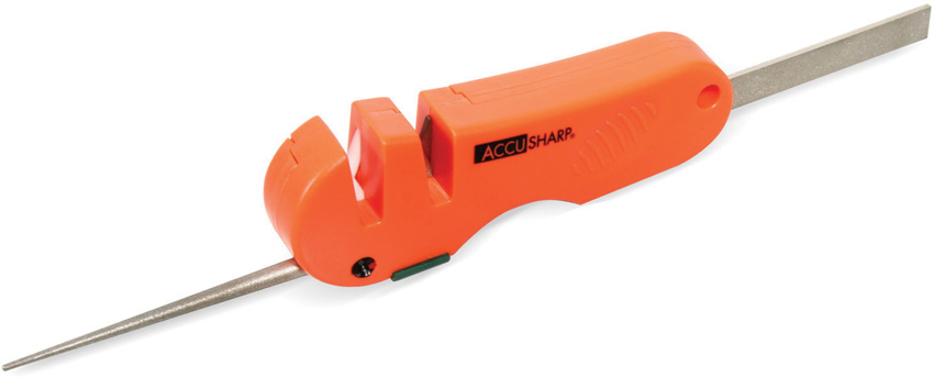 AccuSharp 4-in-1 Knife & Tool Sharpener - Orange
