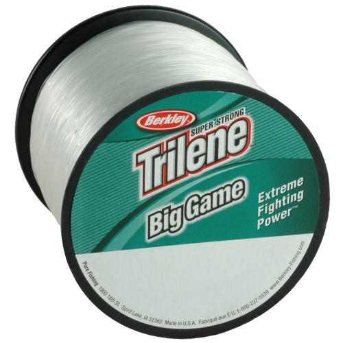 Berkley Trilene BigGame Monofilament 10lb 550yd Dia.012in Clear