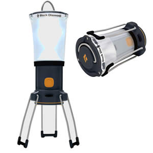 Black Diamond Apollo Lantern - Click Image to Close