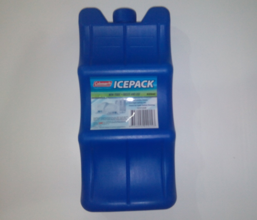 Coleman Icepack Hard Ice Substitute - 650ml