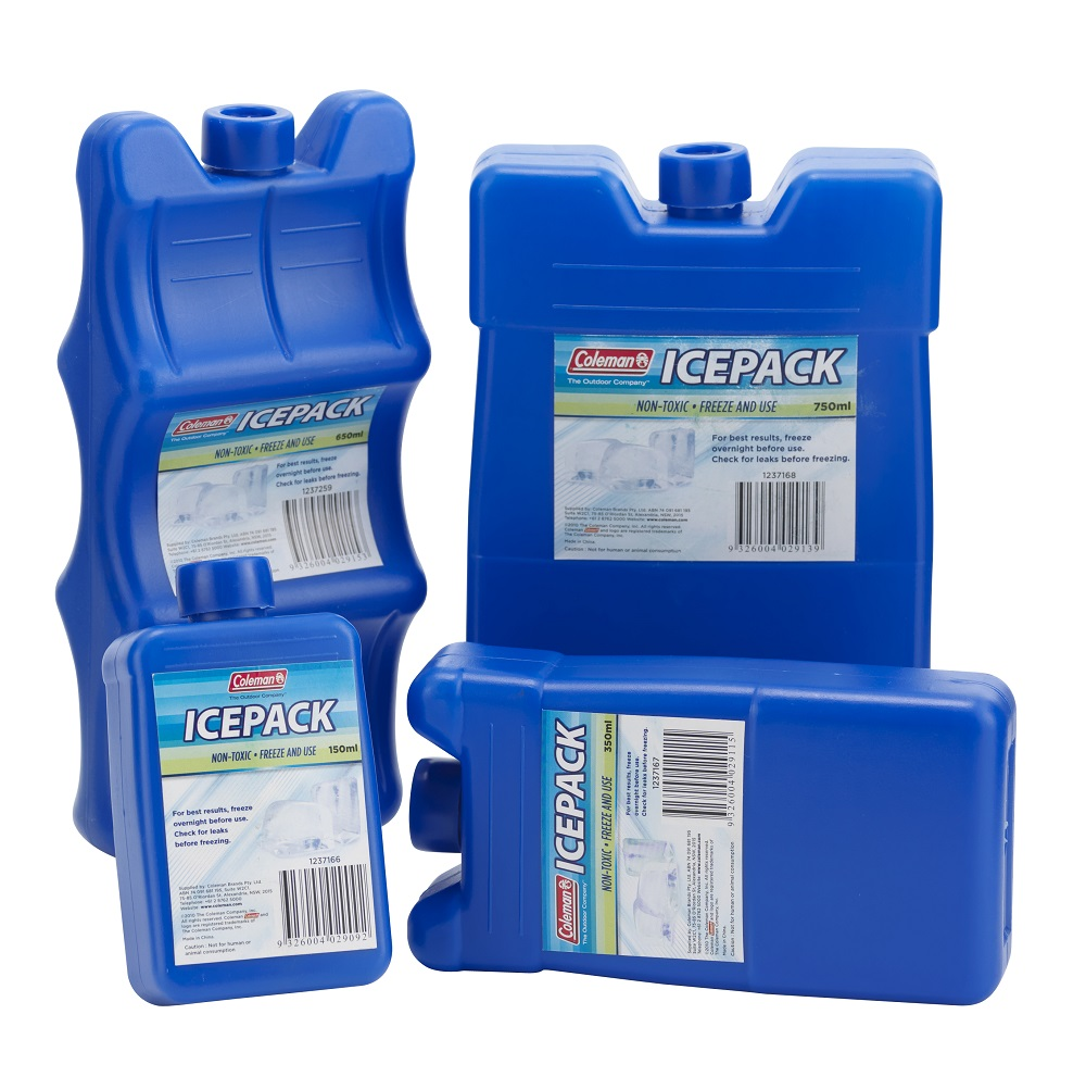 Coleman Icepack Hard Ice Substitute - 750ml