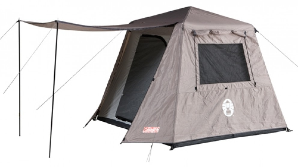Coleman Instant Up 4P Full Fly Tent (AU Version)