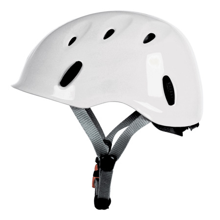 Rock Helmets Combi - White