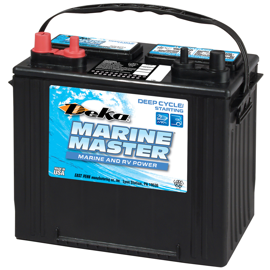 Deka Marine Master Deep Cycle/Starting Power (DP24)