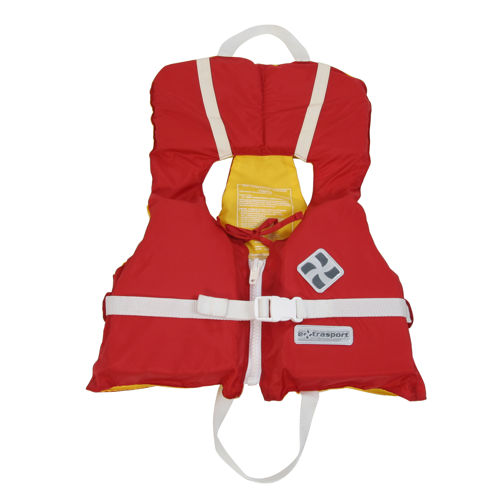 Extrasport Child PFD with Collar