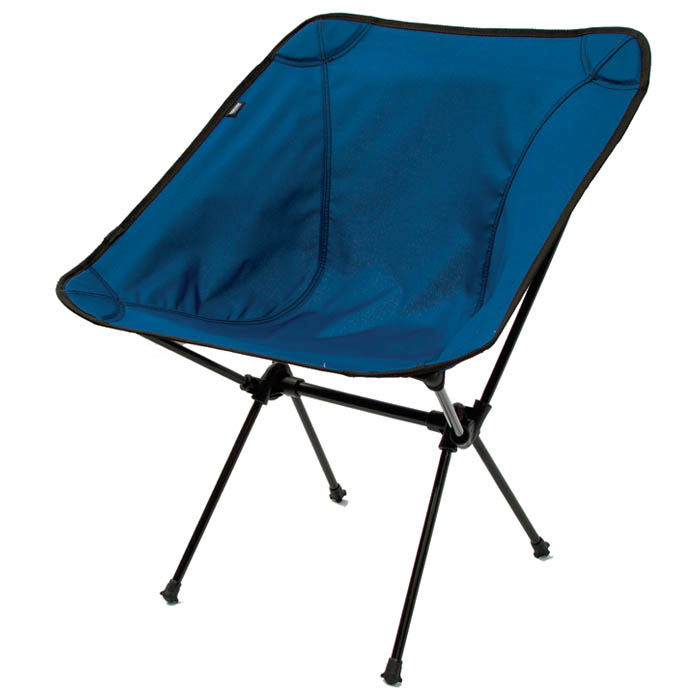 Joey Chair Steel - Blue
