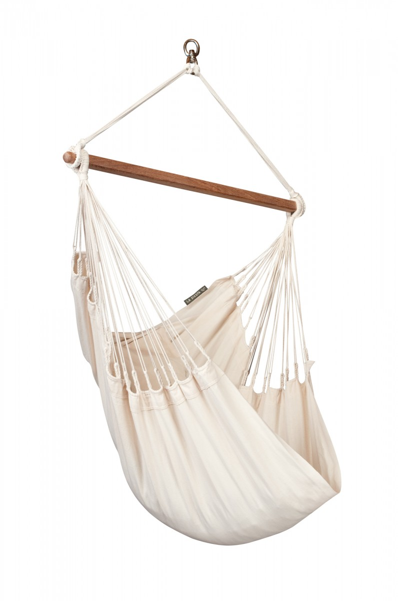 La Siesta Hammock Chair Basic - Modesta Latte