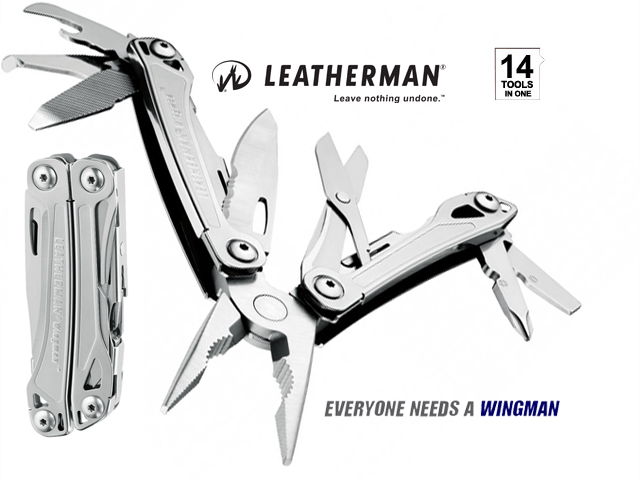 Leatherman Wingman - Click Image to Close