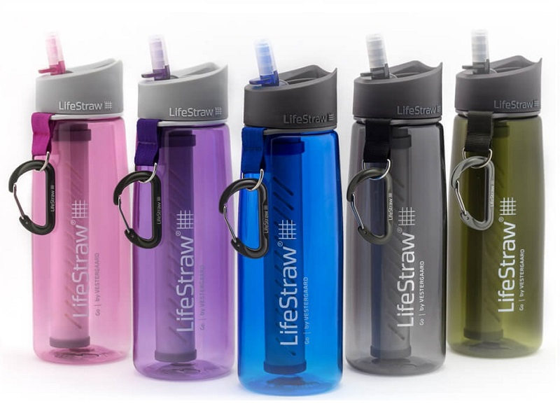 LifeStraw Go Portable Water Filter