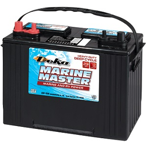 Marine Battery & Accessories