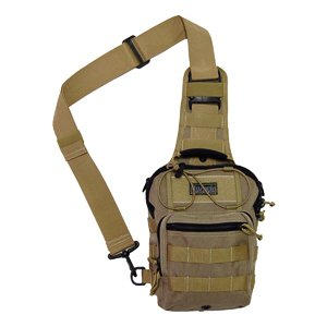 Maxpedition Remora Gearslinger Bag, Khaki