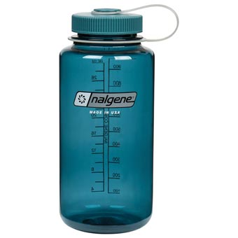 Nalgene Everyday Wide-Mouth 1L Bottle - Cadet