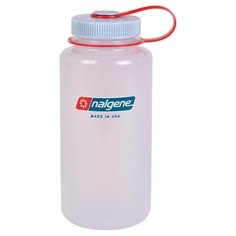 Nalgene Everyday Wide-Mouth 1L Bottle - Frost