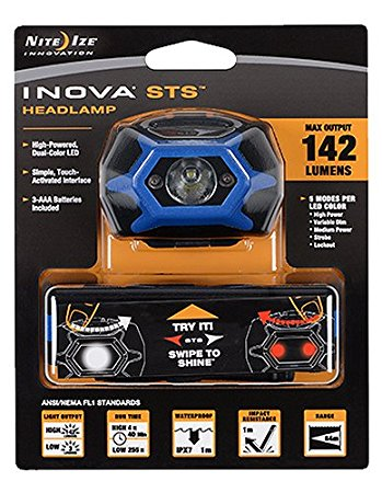 Nite-Ize Inova STS Headlamp - Blue