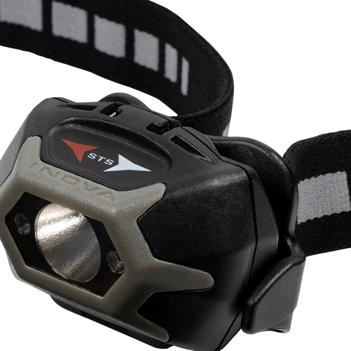 Nite Ize Inova STS Headlamp - Charcoal