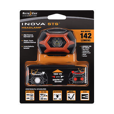 Nite-Ize Inova STS Headlamp - Orange