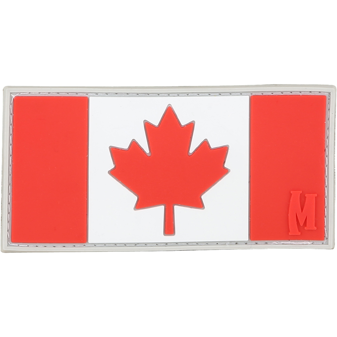 "CANADA FLAG PATCH (3"" x 1.5"")"