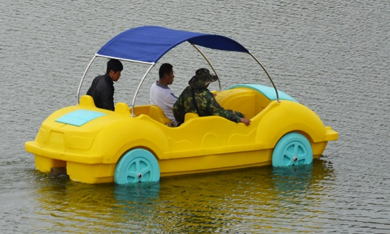 Pedal Boat - Beetle