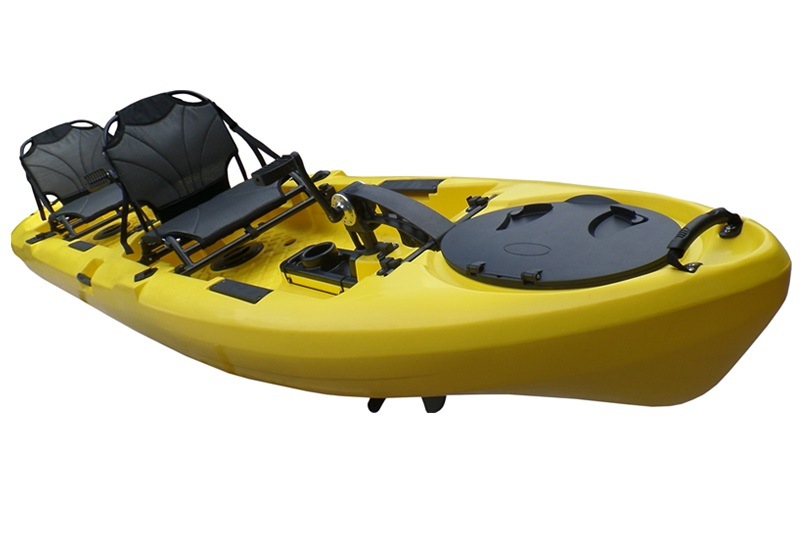 Pedalyak Duo - Click Image to Close
