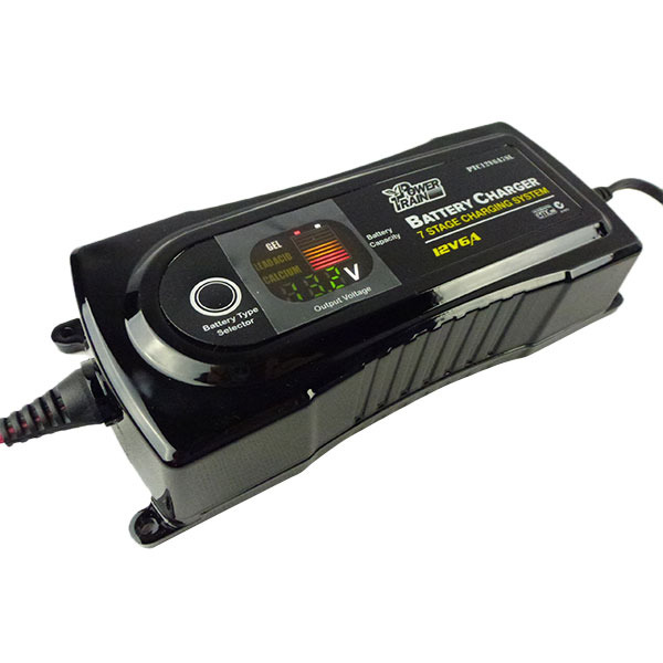 Power Train Battery Charger