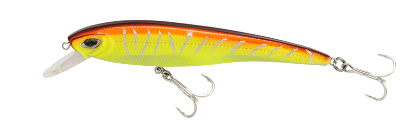 Rocket Minnow 9cm Tiger