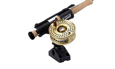 Scotty Fly Rod Holder