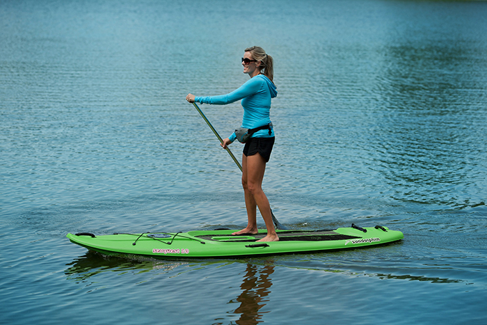 Sundolphin Seaquest 10 Stand Up Paddleboard