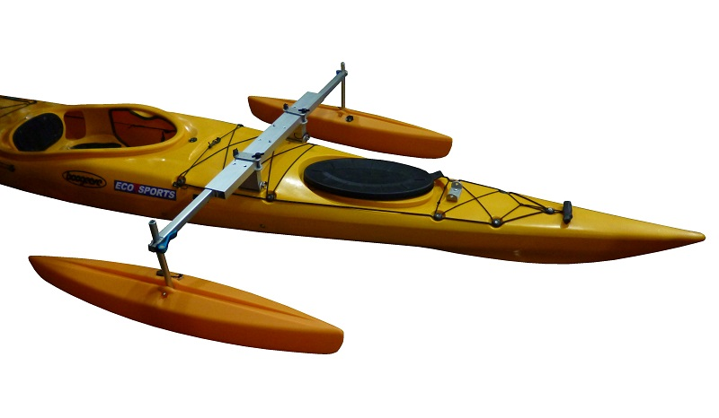 Kayak/Canoe Outrigger Kits : Eco-Sports Unlimited, Malaysia