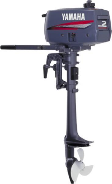 2HP Yamaha 2-Stroke Portable Outboard - RM2,200 00 : Eco-Sports
