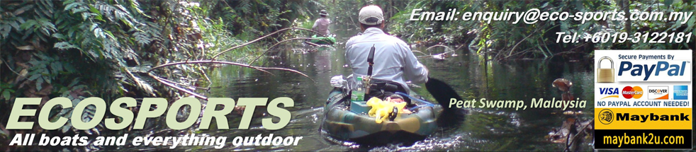 Pedal Boat With Slide Eco Sports Unlimited Malaysia